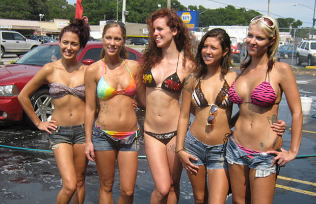 Bikini Car Wash Photos Wnor Fm99