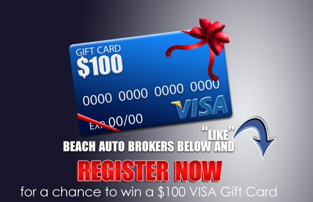 Win $100 at the Beach