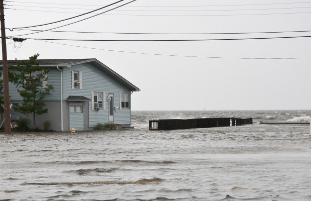 More on Hurricane Sandy