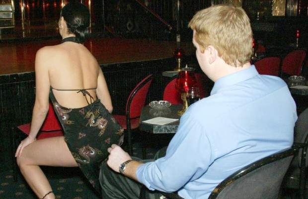 When Lap Dancing turns ugly