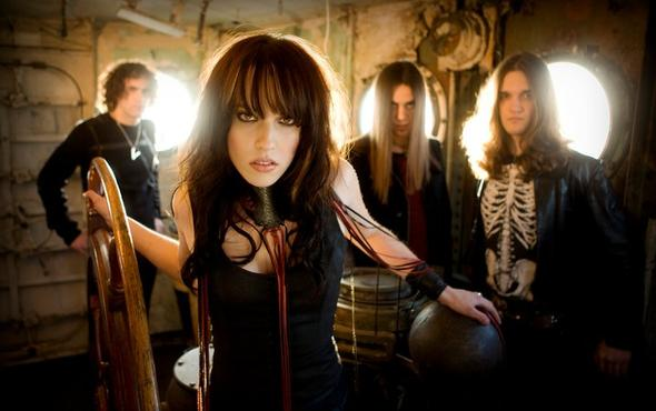 FM99 presents Halestorm with Special Guests