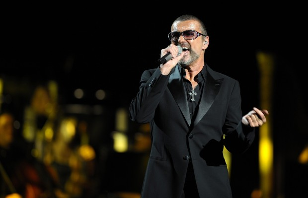 """George Michael changes up his classic Christmas song """"Last Christmas"""" …actually Rumble changes it up"""