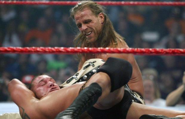 Classic Rumble Moment: Cliff Andrews interviews WWE Wrestler Shawn Michaels