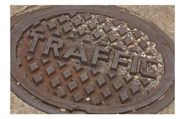 166 stolen Manhole Covers have been recovered