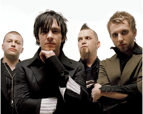 """Three Days Grace """"The High Road"""""""