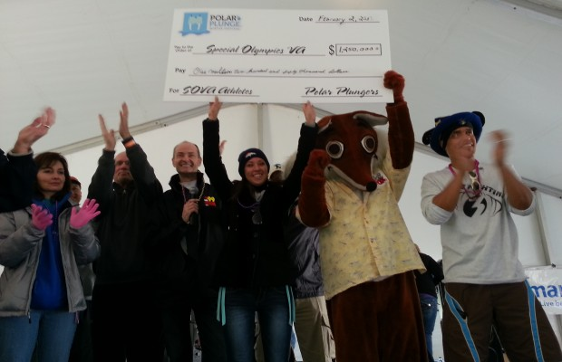 In Pictures: 2013 Polar Plunge