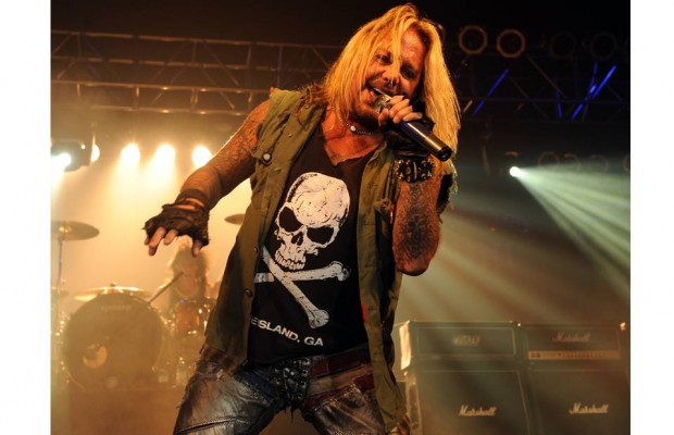"""Mötley Crüe's Vince Neil releases """"The Kidney Stone"""" Collection Vince Neil"""
