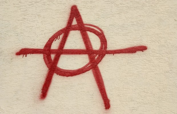 Anarchy breaks out at the Anarchist Convention