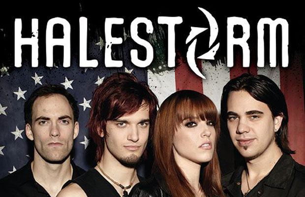 """Here's to Us"" Halestorm"