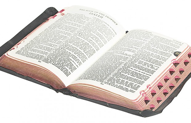 How to Beat the Word of God into somebody