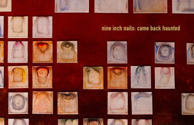 """""""Came Back Haunted"""" Nine Inch Nails"""