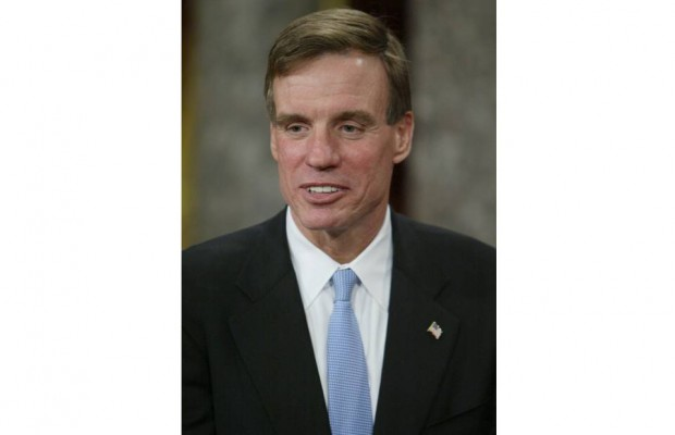 Senator Warner Calls to wish Rick a Happy Birthday