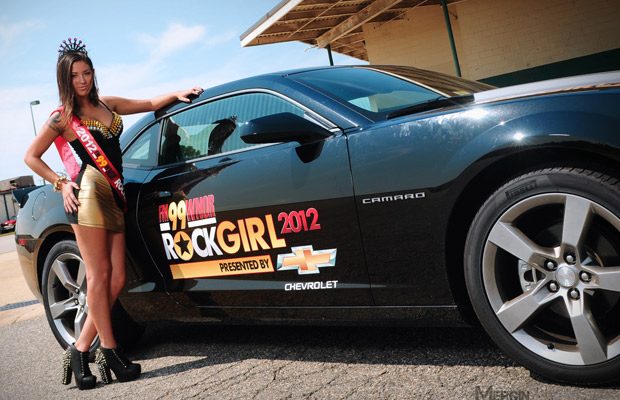Hang out with Rock Girl Gina