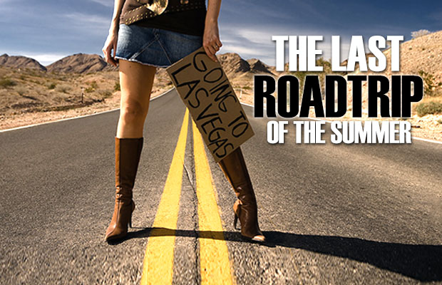 The Last Road Trip of Summer