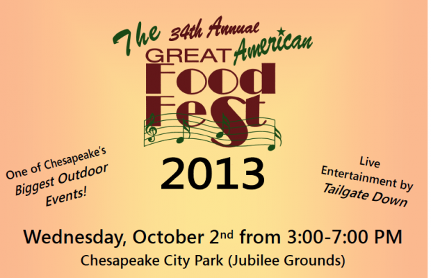 34th Annual Great American Food Fest 2013