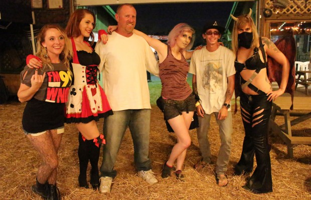 FM99 at Haunted Hunt Club Farm