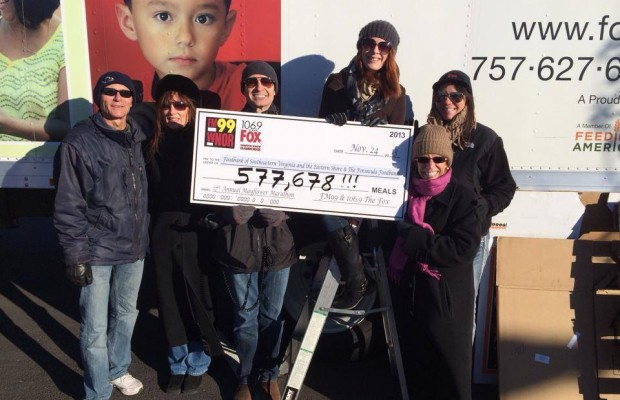 17th Annual Mayflower Marathon Food Drive