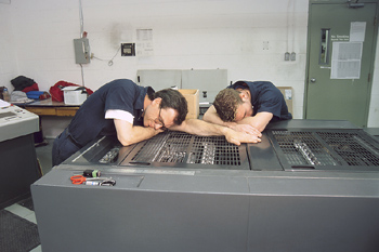 Calls: Have You ever fallen asleep on the job?