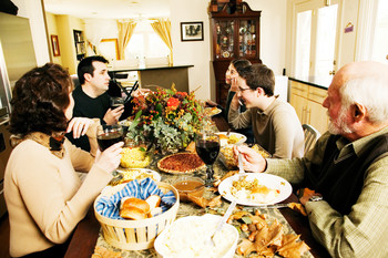 Calls: What conversation or person will you avoid on Thanksgiving?