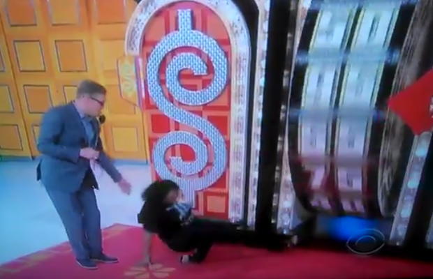 Price is Right contestant, come on down!