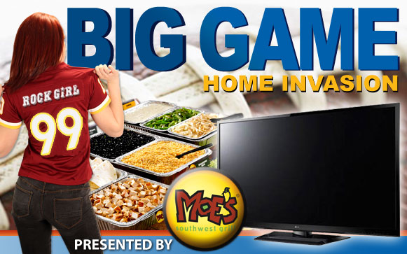 Big Game Home Invasion Contest