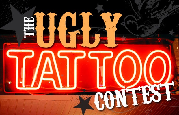 Ugly Tattoo Photo Contest