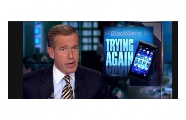 VIDEO: NBC Nightly News Brian Williams Mashup