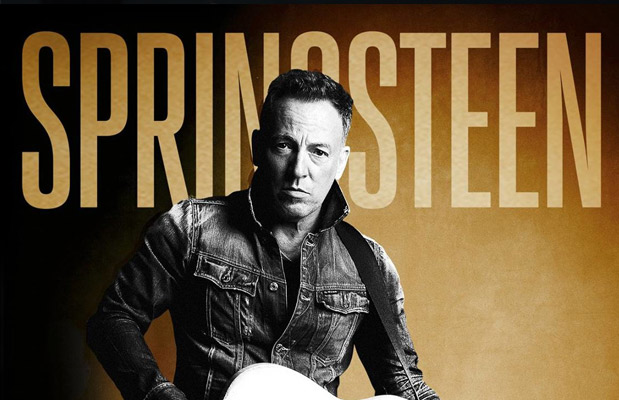 Announcing Bruce Springsteen