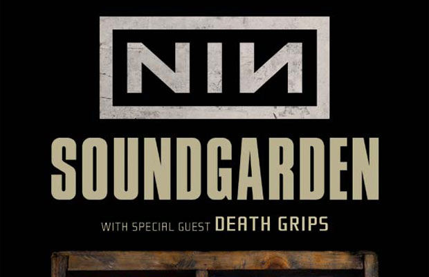 NIN and Soundgarden