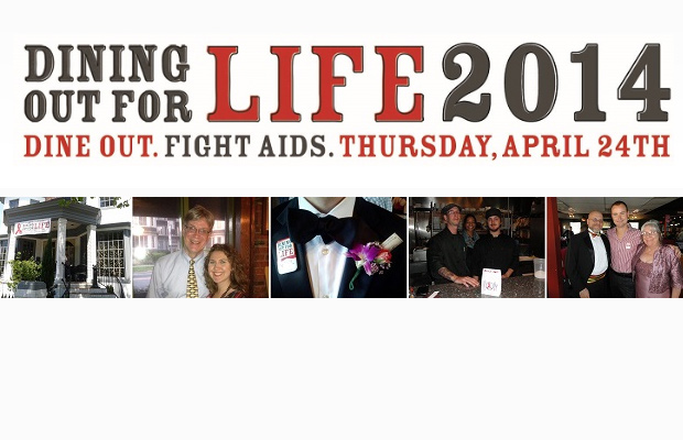Dining Out For Life 2014