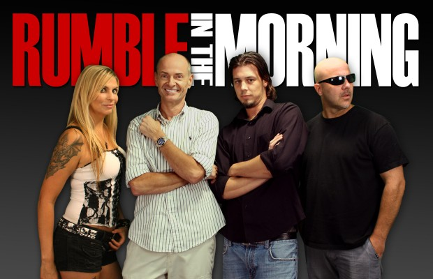 Rumble in the Morning at O'Reilly Auto Parts