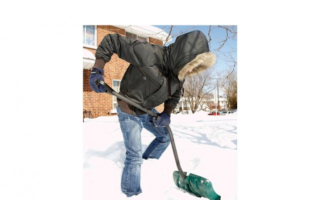Wanted: Hot Male to Shovel and Go