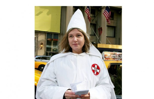 """You are just not """"White"""" enough for the KKK"""