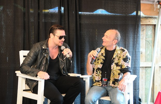 VIDEOS: Interviews with Volbeat, Adelitas Way and Pop Evil