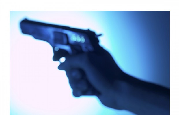 Man shoots himself in the Junk with a  .45