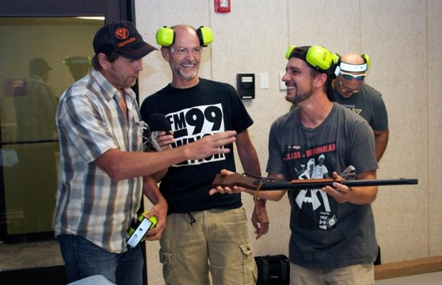 Rick and Stephen head to Colonial Shooting Academy