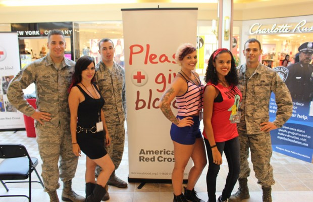 PHOTOS: 27th Rock and Roll Up Your Sleeve Blood Drive