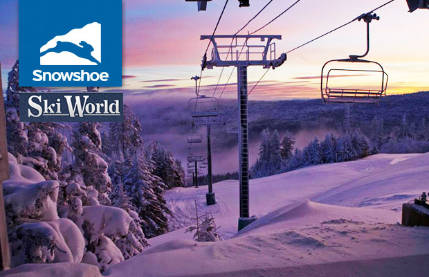 Win a 2 Night Stay at Snowshoe Resort