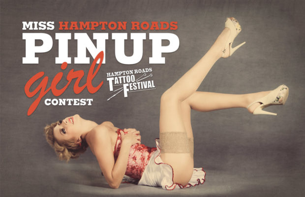 Miss Hampton Roads Pin-Up Girl Contest