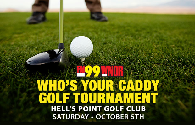 Who's Your Caddy 2019 Golf Tournament | WNOR FM99